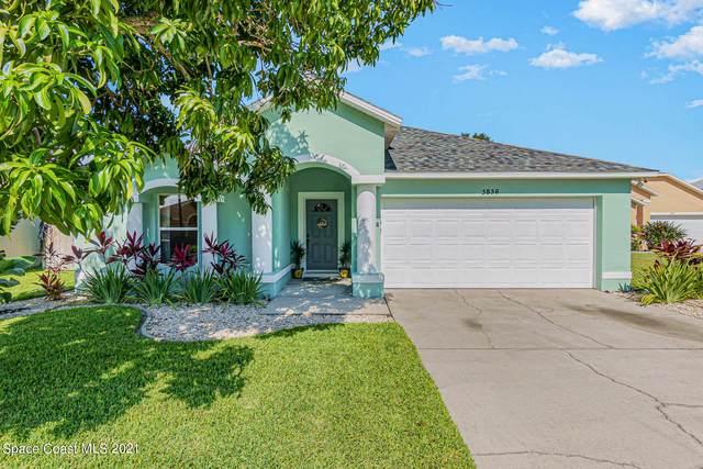 3836 Sunflower Court, Merritt Island, FL 32953 (MLS #911291) :: Vacasa Real Estate