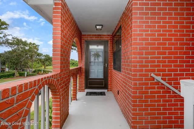 1745 Harrison Street #218, Titusville, FL 32780 (MLS #911298) :: Keller Williams Realty Brevard