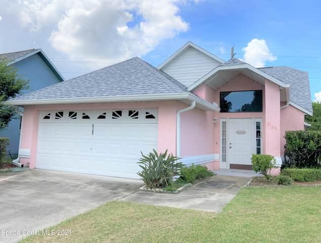 2125 Misty Way Lane, Melbourne, FL 32935 (MLS #911307) :: Blue Marlin Real Estate