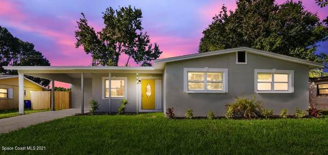 983 Palmer Street, Rockledge, FL 32955 (MLS #911311) :: Keller Williams Realty Brevard