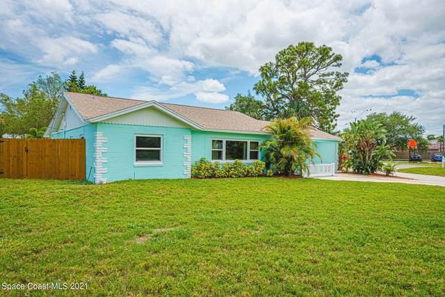 337 Coral Drive, Melbourne, FL 32935 (MLS #911321) :: Blue Marlin Real Estate