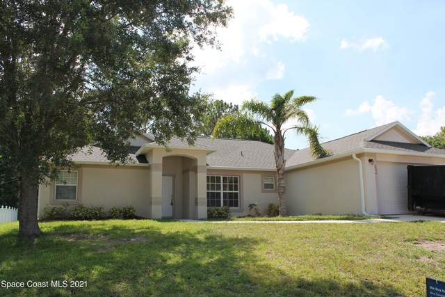 220 Gertrude Avenue SW, Palm Bay, FL 32908 (MLS #911322) :: Dalton Wade Real Estate Group