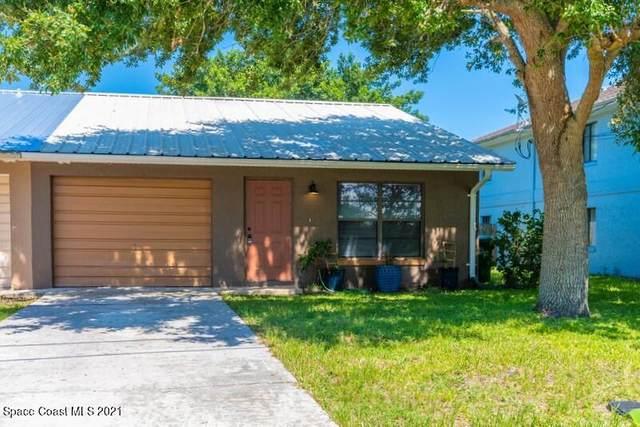 2350 N Tropical Trail, Merritt Island, FL 32953 (MLS #911324) :: Blue Marlin Real Estate