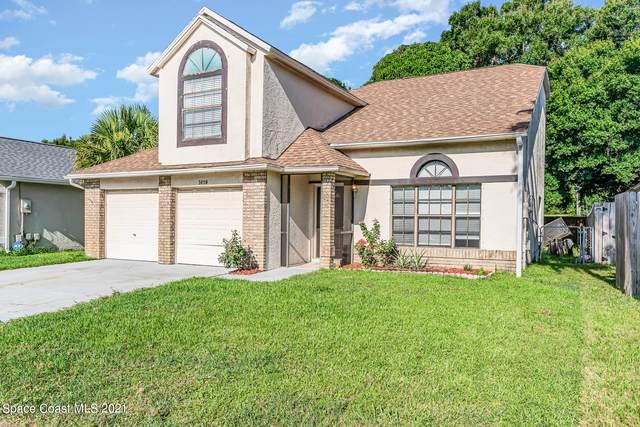 1628 Clover Circle, Melbourne, FL 32935 (MLS #911327) :: Blue Marlin Real Estate