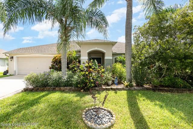 1057 Egret Lake Way, Melbourne, FL 32940 (MLS #911331) :: Blue Marlin Real Estate