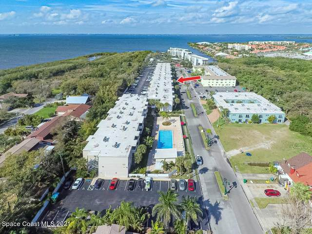 223 Columbia Drive #222, Cape Canaveral, FL 32920 (#911338) :: The Reynolds Team | Compass