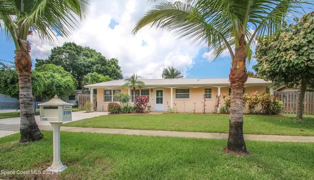 2156 Lakeview Drive, Melbourne, FL 32935 (MLS #911346) :: Premium Properties Real Estate Services