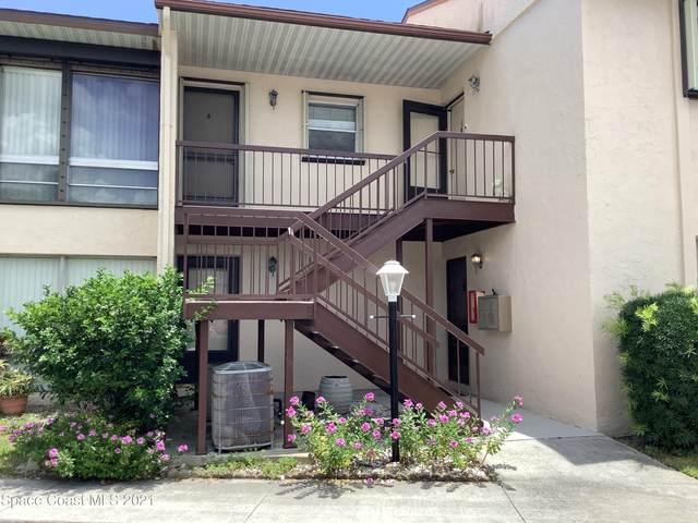 2503 Bogey Lane 6-B, Melbourne, FL 32935 (MLS #911348) :: Keller Williams Realty Brevard