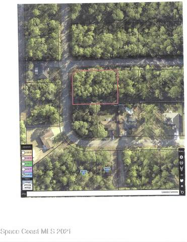 000 Garnet Street S, Palm Bay, FL 32908 (MLS #911350) :: Blue Marlin Real Estate