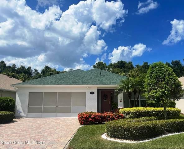 821 Misty Creek Drive, Melbourne, FL 32940 (MLS #911354) :: Blue Marlin Real Estate