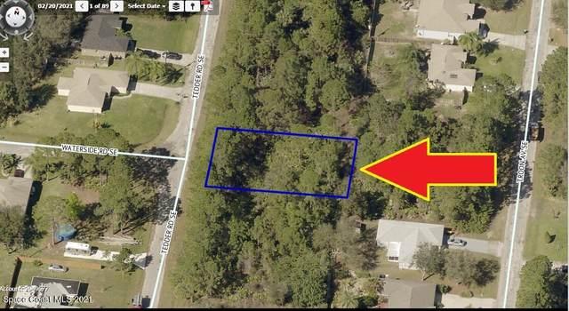 868 Tedder Road SE, Palm Bay, FL 32909 (MLS #911360) :: Dalton Wade Real Estate Group