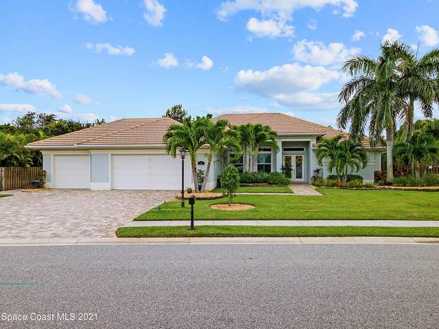 357 Southampton Drive, Indialantic, FL 32903 (MLS #911365) :: Keller Williams Realty Brevard