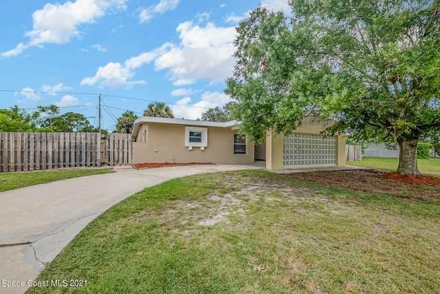 1012 Daytona Drive NE, Palm Bay, FL 32905 (MLS #911368) :: Dalton Wade Real Estate Group
