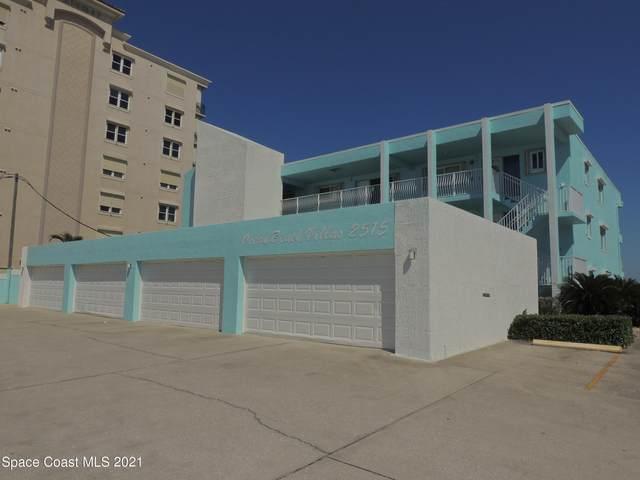 2515 S Atlantic Avenue S #201, Cocoa Beach, FL 32931 (MLS #911369) :: Keller Williams Realty Brevard