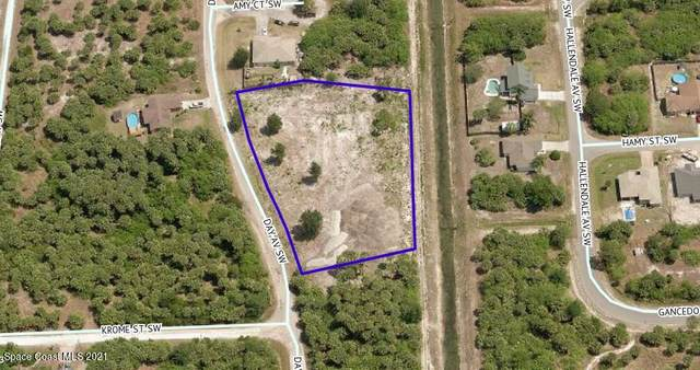 1973 Day Avenue, Palm Bay, FL 32908 (MLS #911371) :: Dalton Wade Real Estate Group