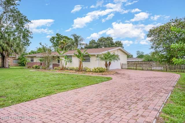 1017 Green Road, Rockledge, FL 32955 (MLS #911373) :: Blue Marlin Real Estate