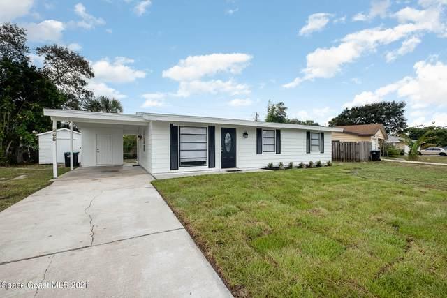 805 Bianca Drive NE, Palm Bay, FL 32905 (MLS #911379) :: Dalton Wade Real Estate Group