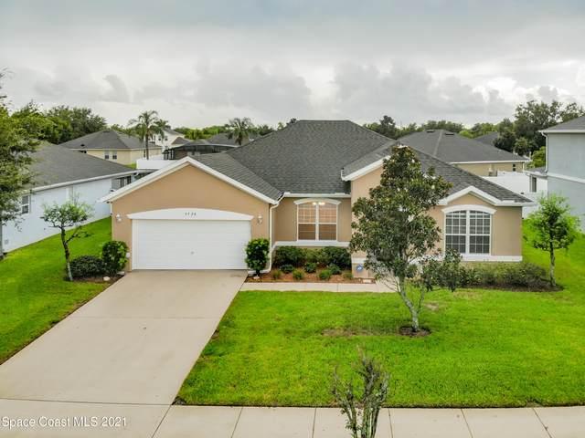 5738 Cheshire Drive, Titusville, FL 32780 (MLS #911384) :: Keller Williams Realty Brevard