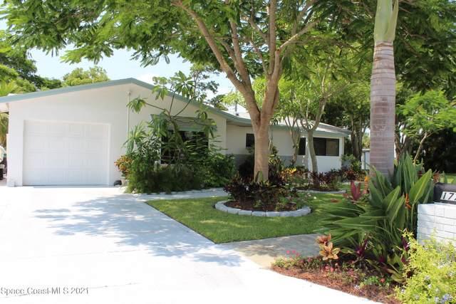 1775 Via Roma, Merritt Island, FL 32952 (MLS #911385) :: Blue Marlin Real Estate