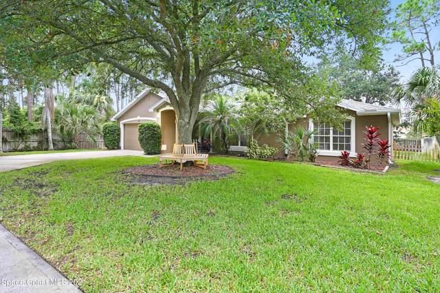 614 Sheridan Woods Drive, Melbourne, FL 32904 (MLS #911390) :: Premier Home Experts