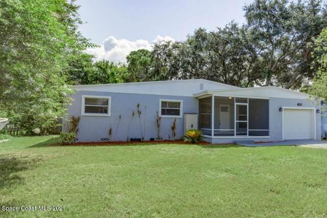 1306 S Lakemont Drive, Cocoa, FL 32922 (MLS #911394) :: Keller Williams Realty Brevard