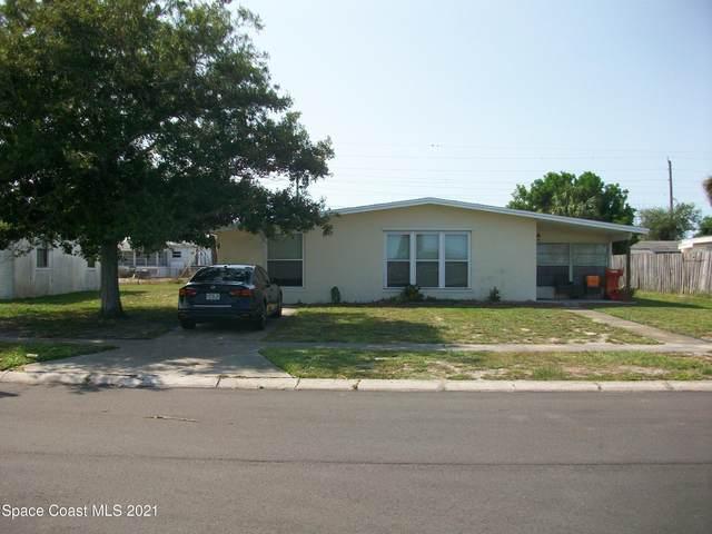 2917 Garden Terrace NE, Palm Bay, FL 32905 (MLS #911413) :: Blue Marlin Real Estate