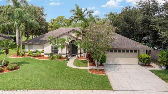 3295 Savannahs Trail, Merritt Island, FL 32953 (MLS #911416) :: Blue Marlin Real Estate