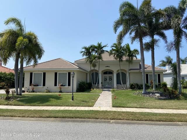 312 Flanders Drive, Indialantic, FL 32903 (MLS #911425) :: Keller Williams Realty Brevard