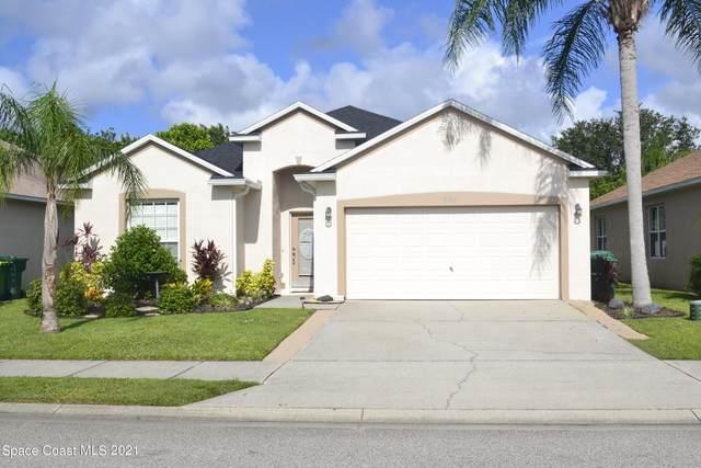 562 Cressa Circle, Cocoa, FL 32926 (MLS #911432) :: Blue Marlin Real Estate