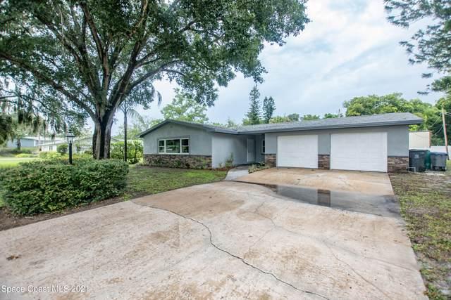 45 Fairglen Drive, Titusville, FL 32796 (MLS #911456) :: Keller Williams Realty Brevard