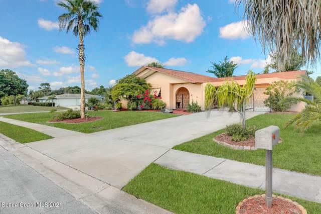 2600 Lewis Street, Melbourne, FL 32901 (MLS #911463) :: Blue Marlin Real Estate