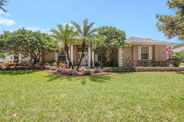 3191 Southern Oaks Drive, Merritt Island, FL 32952 (MLS #911465) :: Premium Properties Real Estate Services