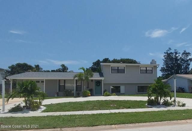 111 N Osceola Drive, Indian Harbour Beach, FL 32937 (MLS #911467) :: Keller Williams Realty Brevard