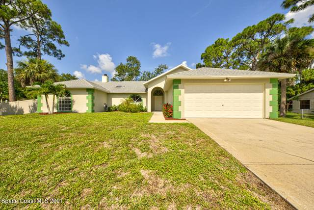 207 Neville Circle NE, Palm Bay, FL 32907 (MLS #911473) :: Blue Marlin Real Estate