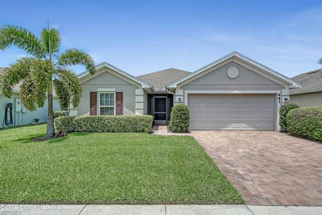 441 Briarcliff Circle, Sebastian, FL 32958 (MLS #911479) :: Keller Williams Realty Brevard