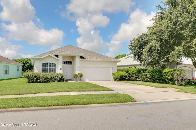 849 Villa Drive, Melbourne, FL 32940 (MLS #911480) :: Blue Marlin Real Estate