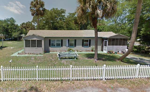 205 Plumosa Drive, Cocoa, FL 32922 (MLS #911482) :: Blue Marlin Real Estate