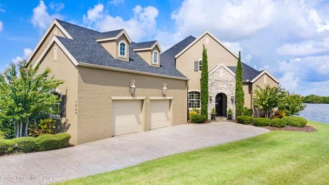 1360 Holly Avenue, Merritt Island, FL 32952 (MLS #911483) :: Keller Williams Realty Brevard