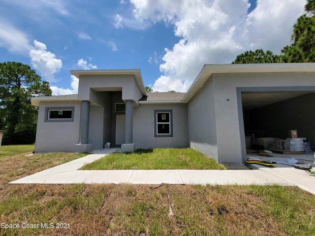 256 Wilmette Avenue SW, Palm Bay, FL 32908 (MLS #911489) :: Keller Williams Realty Brevard