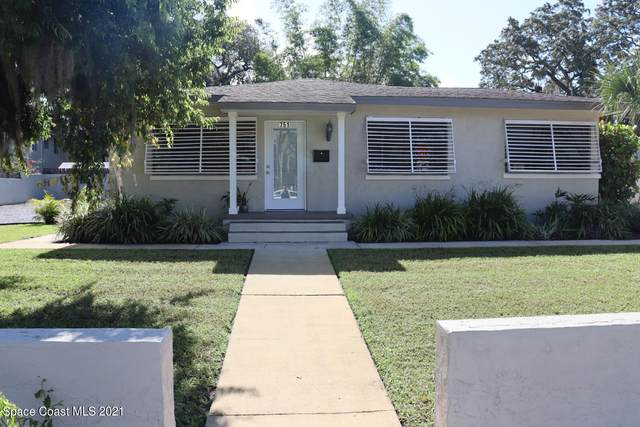751 S Washington Avenue, Titusville, FL 32780 (MLS #911490) :: Premium Properties Real Estate Services