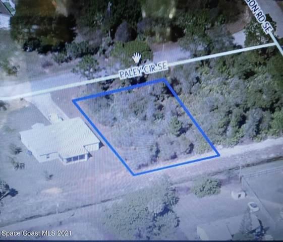 1578 Paley Circle SE, Palm Bay, FL 32909 (MLS #911498) :: Vacasa Real Estate
