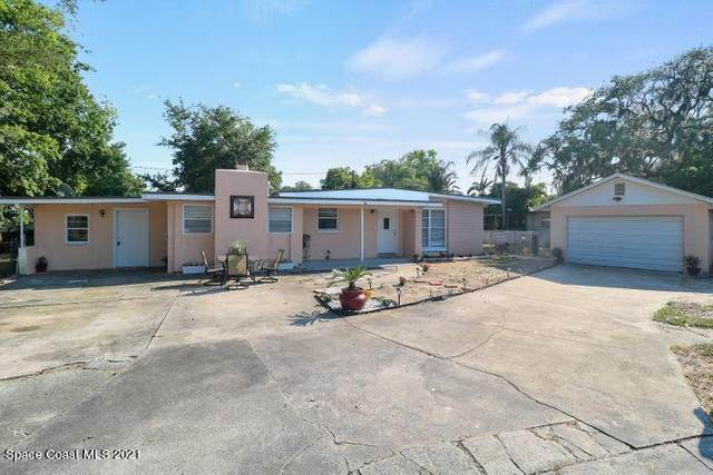 1110 Brewer Court, Titusville, FL 32780 (MLS #911506) :: Keller Williams Realty Brevard