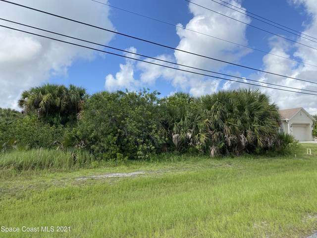 540 Saint Andre Boulevard SW, Palm Bay, FL 32908 (MLS #911509) :: Vacasa Real Estate