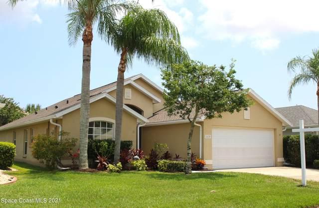 2420 Addington Circle, Rockledge, FL 32955 (MLS #911510) :: Keller Williams Realty Brevard