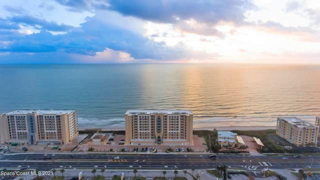 1025 Highway A1a #1003, Satellite Beach, FL 32937 (MLS #911512) :: Vacasa Real Estate