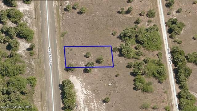 2393 Madden Avenue, Palm Bay, FL 32908 (MLS #911513) :: Vacasa Real Estate