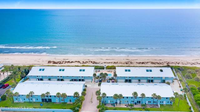 1923 Highway A1a 4A, Indian Harbour Beach, FL 32937 (MLS #911516) :: Blue Marlin Real Estate