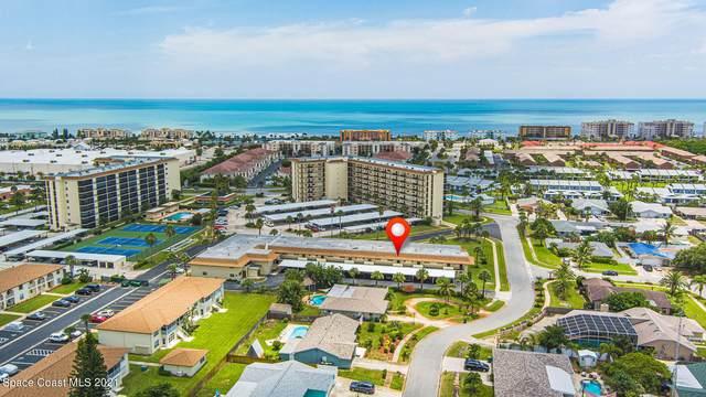 416 School Road #203, Indian Harbour Beach, FL 32937 (MLS #911522) :: Keller Williams Realty Brevard