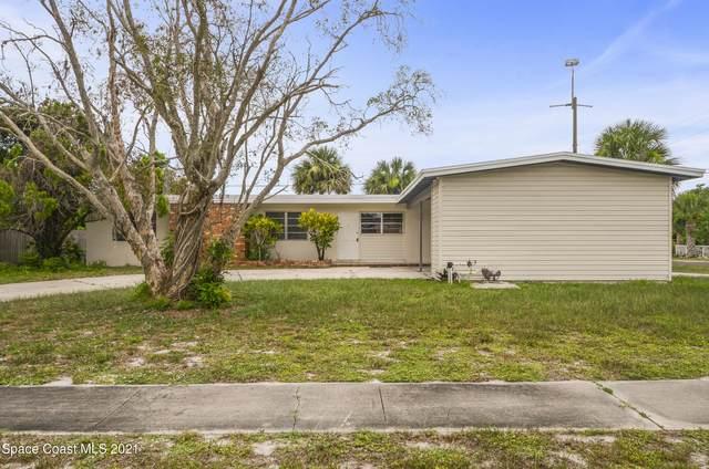 1209 Wild Rose Drive NE, Palm Bay, FL 32905 (MLS #911527) :: Blue Marlin Real Estate