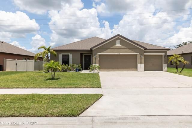 1115 Sangria Circle, Rockledge, FL 32955 (MLS #911530) :: Keller Williams Realty Brevard
